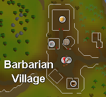 Barbarian Village Helmet Shop map.png