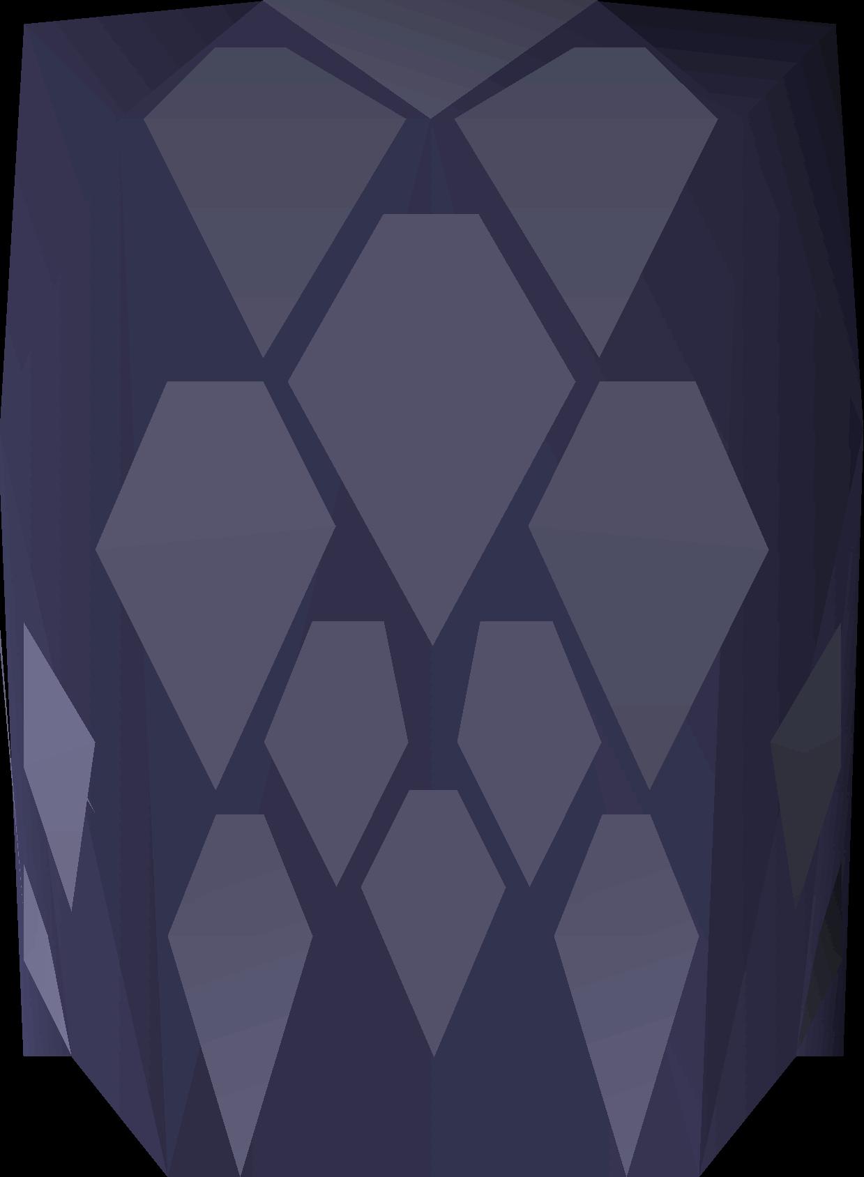Blue d'hide body