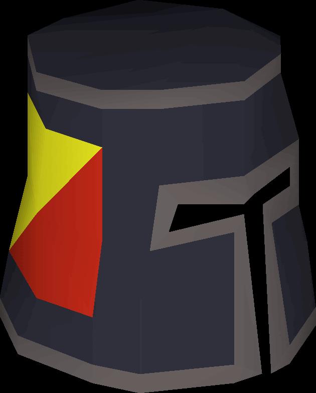 Black helm (h1)