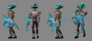 Elysian spirit shield work-in-progress