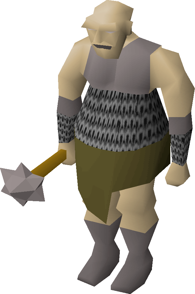 Khazard Ogre