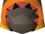 Pyromancer hood