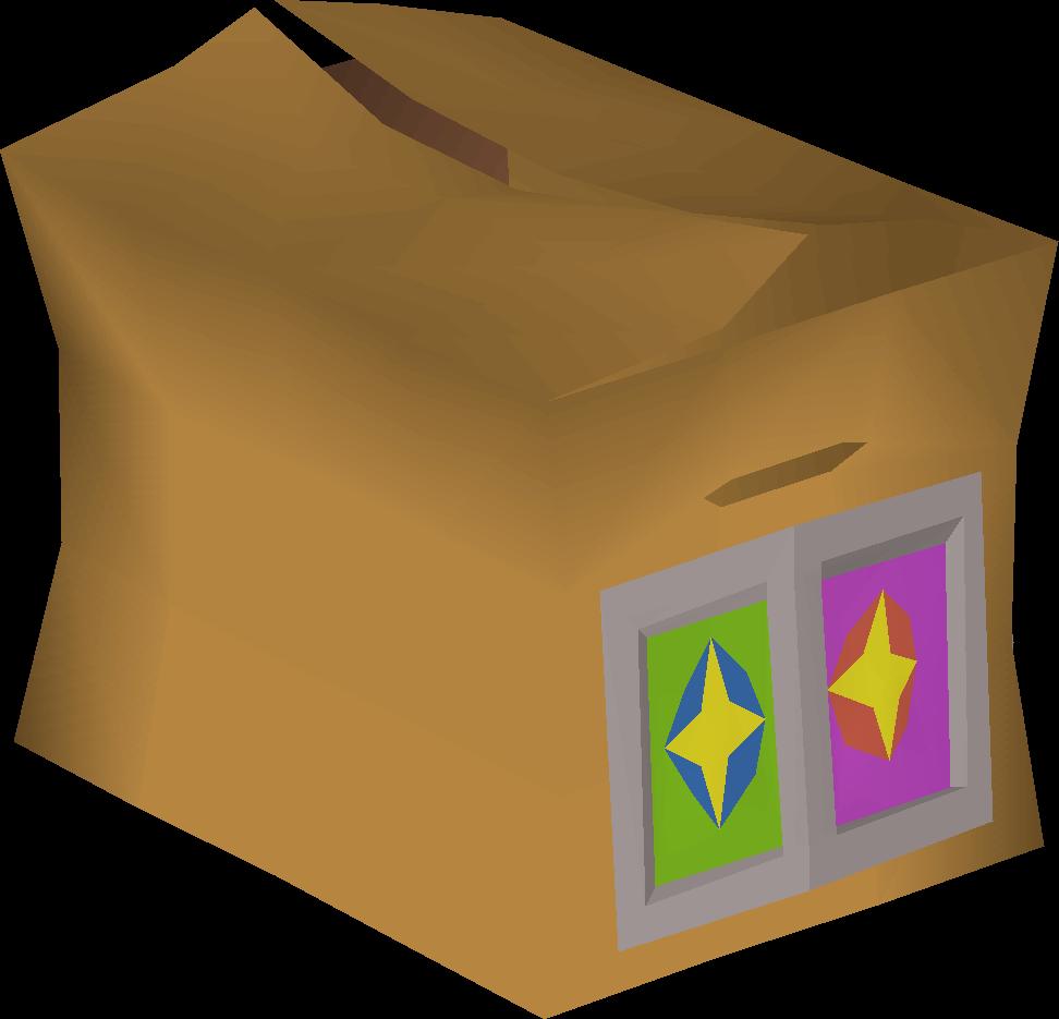 Magic imp box pack