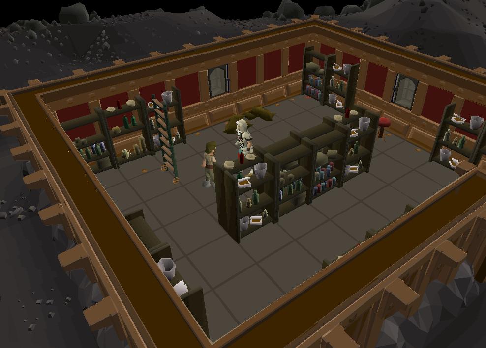 Little Munty's Little Shop