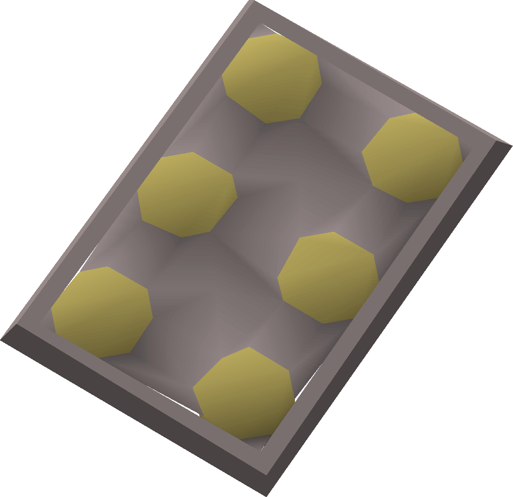 Raw crunchies