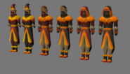 Pyromancer outfit work-in-progress