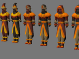 Pyromancer outfit