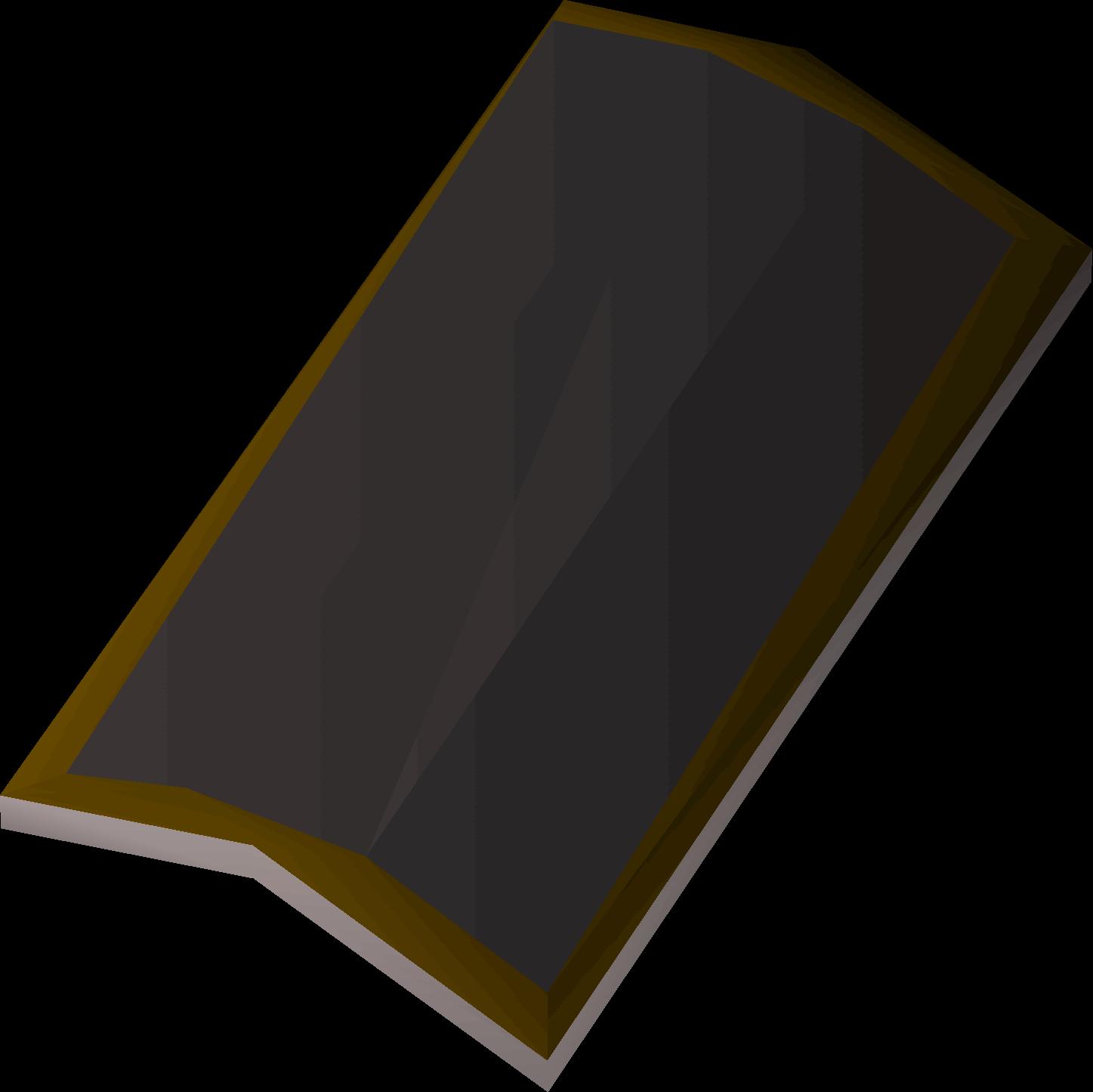 Black sq shield