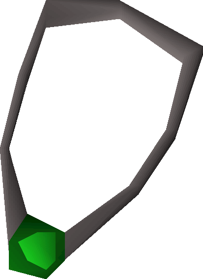 Glarial's amulet