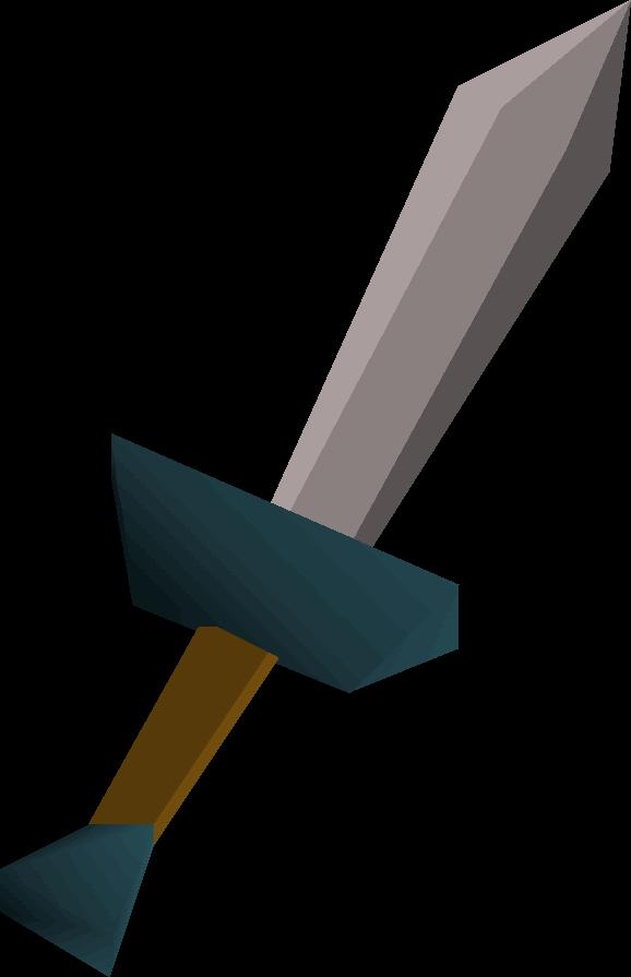 Criminal's dagger
