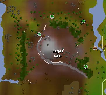 Eagles' Peak (mountain)