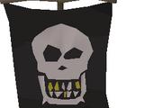 Guilded smile flag