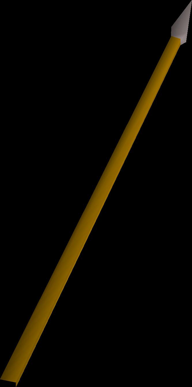 Steel spear
