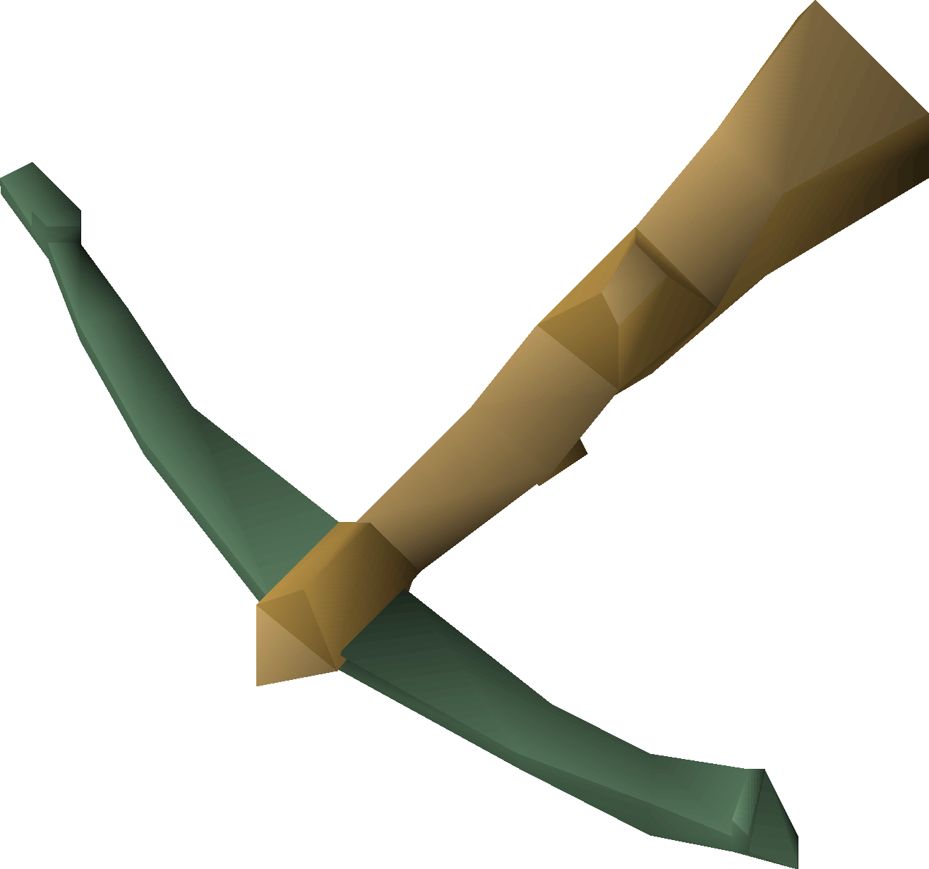 Adamant crossbow (u)