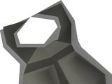 Stone scarab