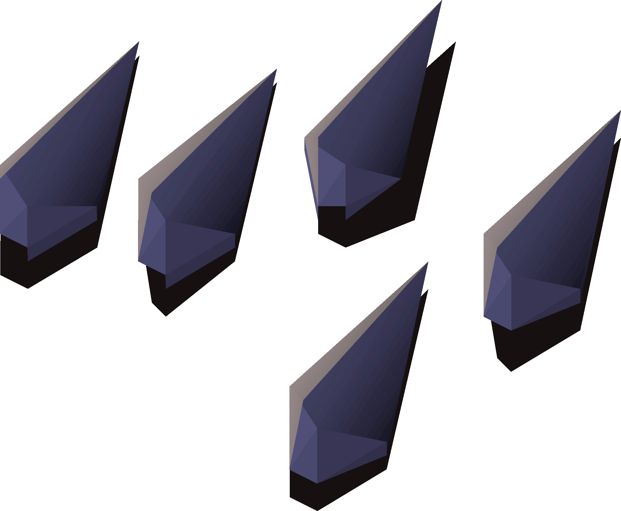 Mithril arrowtips