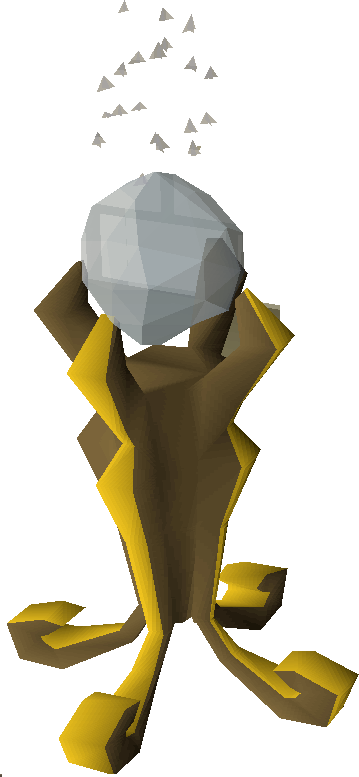 Crystal of power