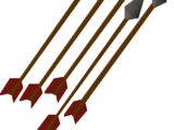 Iron arrow