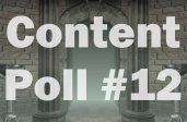 Content Poll 12 : Featuring Rooftop Agility