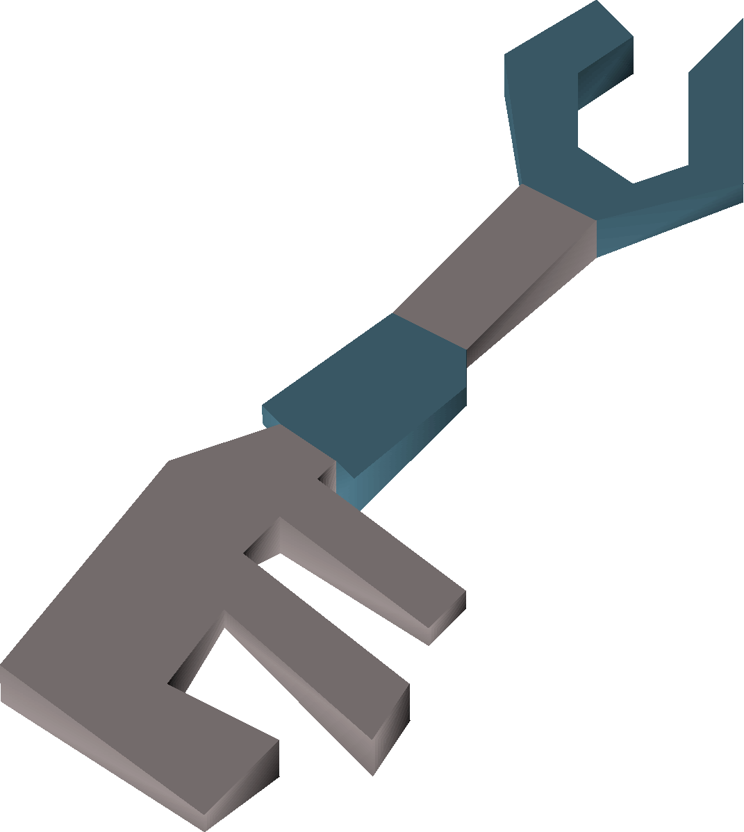 Tower key