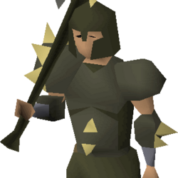 Dharok the Wretched's equipment