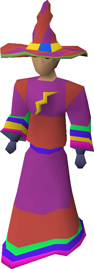Infinity robes