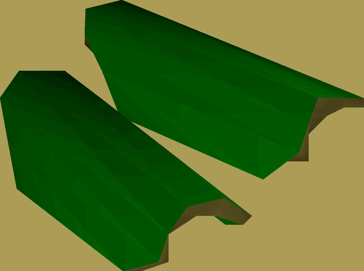 Green d'hide vamb