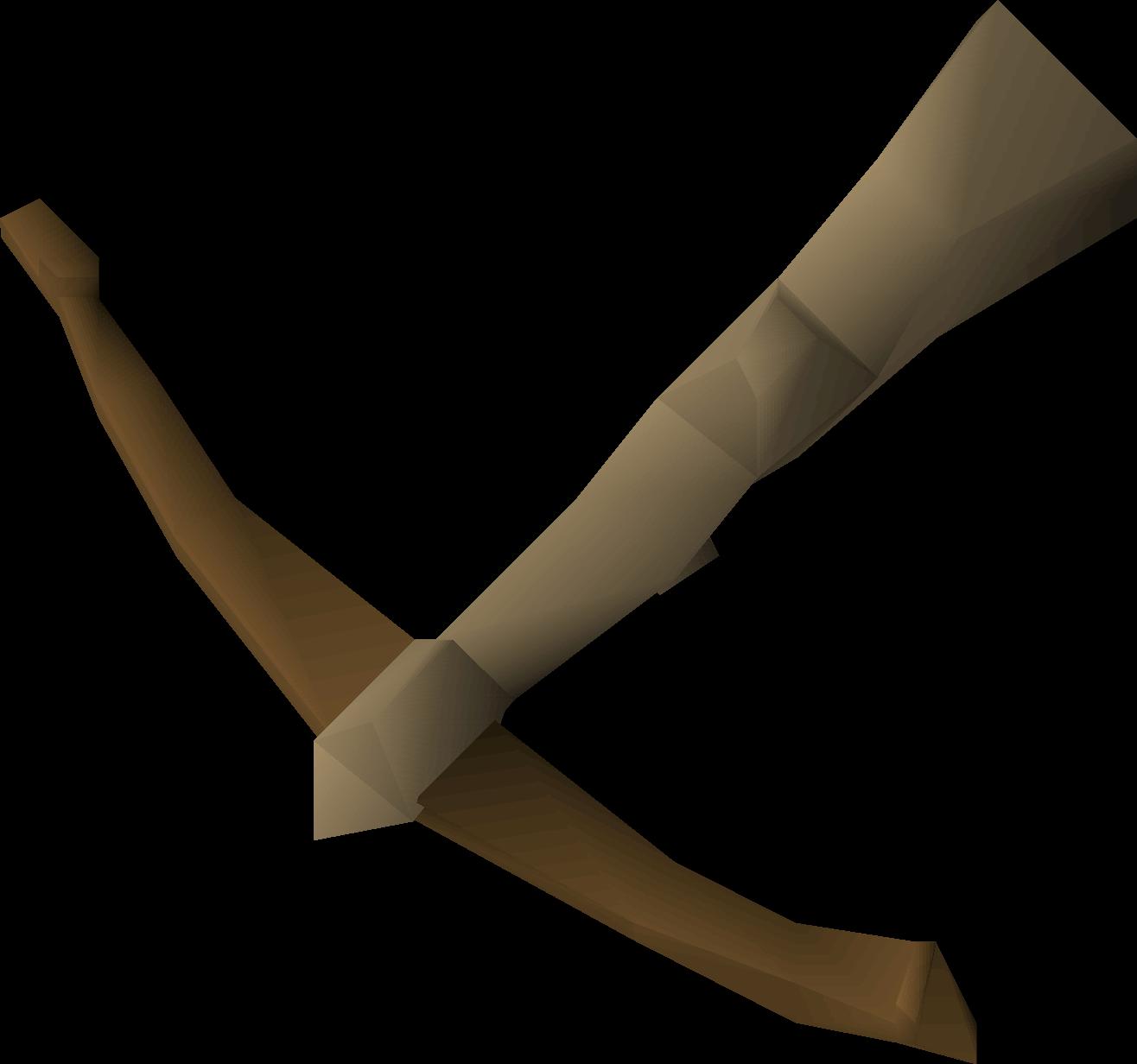 Bronze crossbow (u)