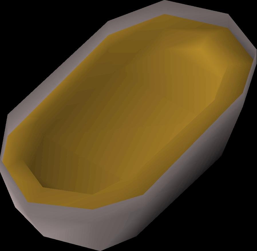 Half made batta (worm)