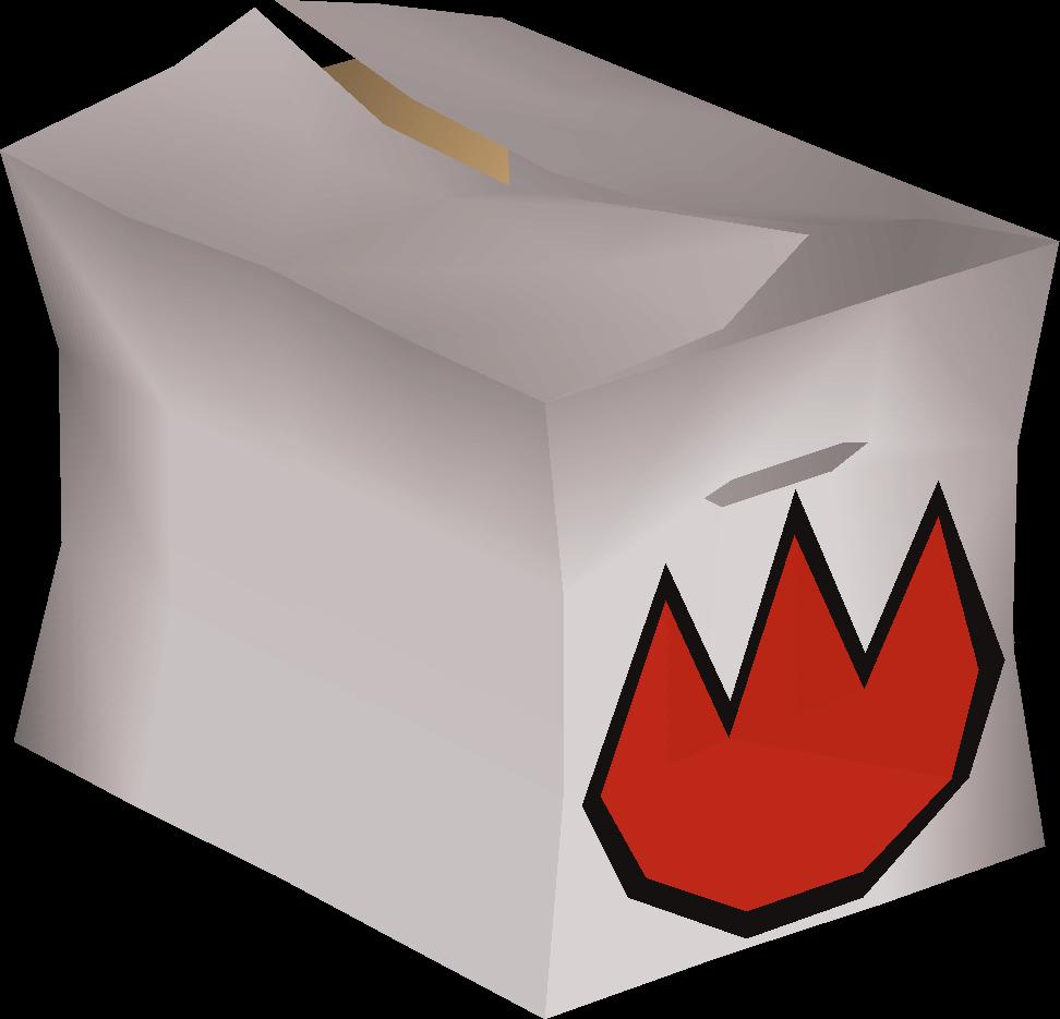 Tzhaar fire rune pack