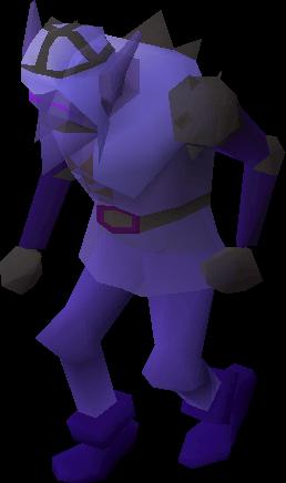 Reanimated goblin