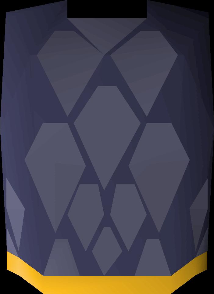 Blue d'hide body (g)
