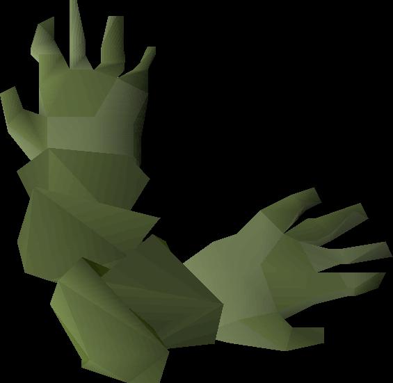 Karamja gloves 2