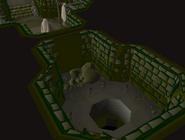 Slepe Dungeon Sanctuary entrance