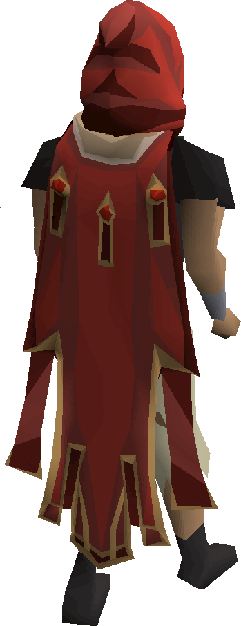 Max Cape Old School Runescape Wiki Fandom The cape, along with the quest point hood, can be purchased from the wise old man in draynor village. max cape old school runescape wiki