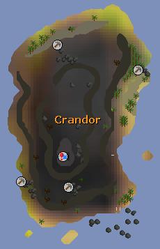 Crandor (island) map.png