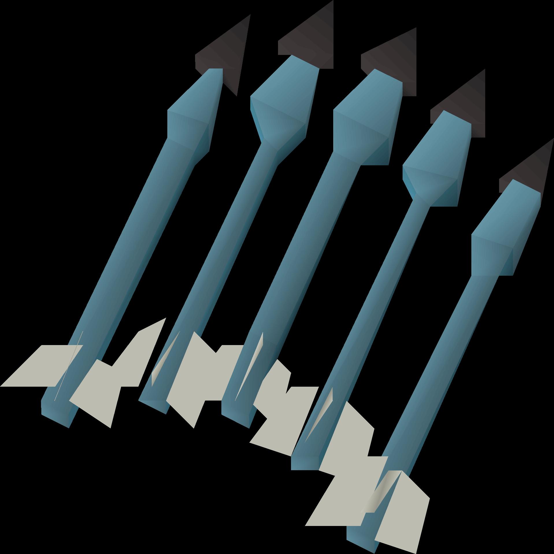 Onyx bolts (e)