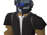 Turquoise slayer helmet (i)