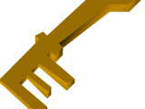 Door key (Witch's House)