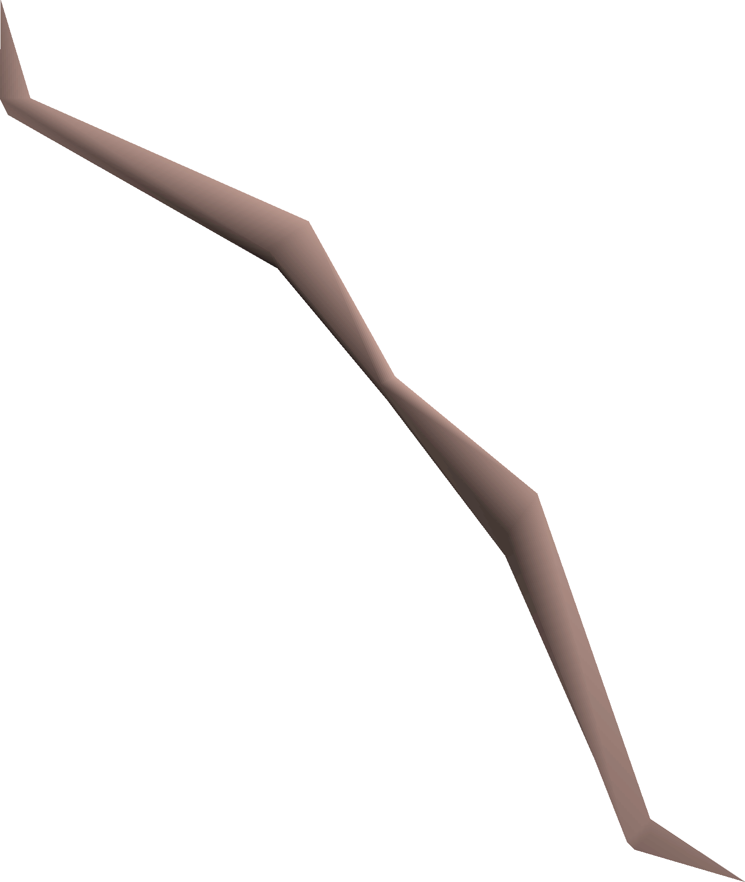 Maple longbow (u)