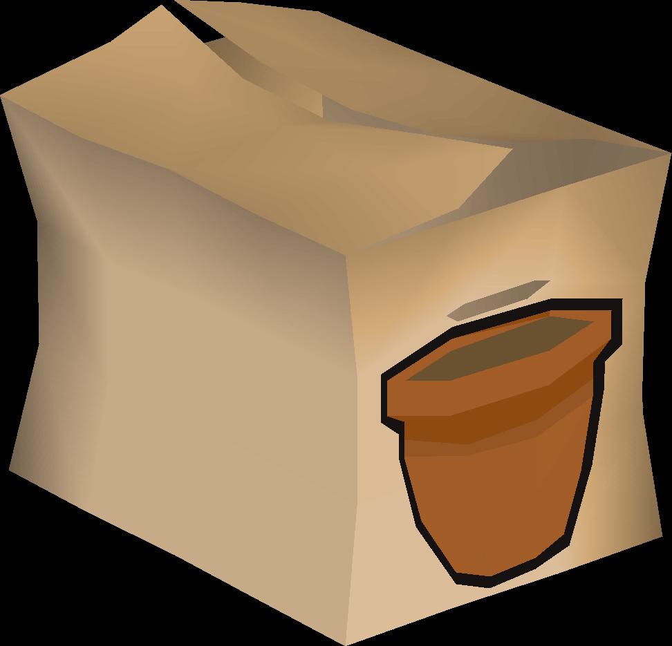 Plant pot pack