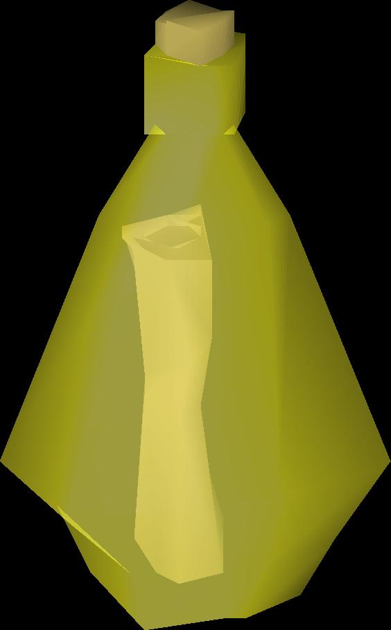 Clue bottle (elite)