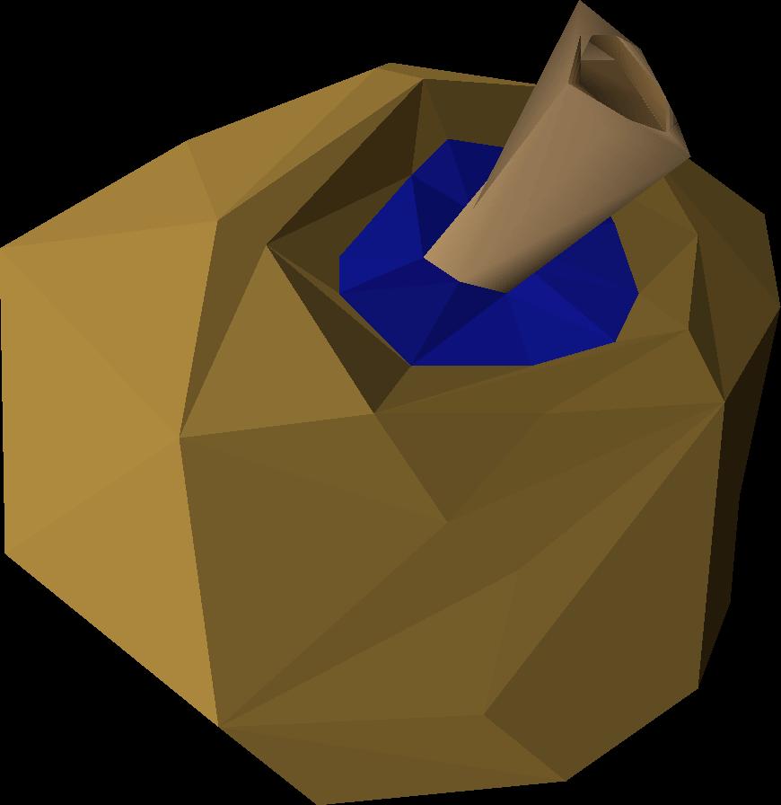 Clue geode (hard)