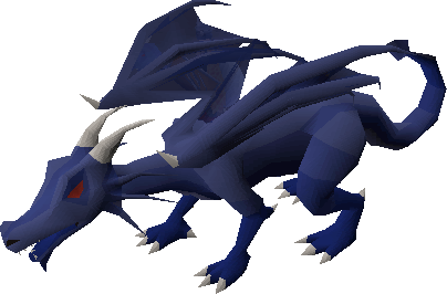 Money making guide/Killing blue dragons