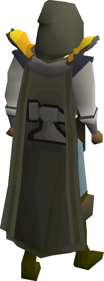 Smithing Cape Old School Runescape Wiki Fandom 6yr · mr_lol_rs · r/redditorsrs. smithing cape old school runescape