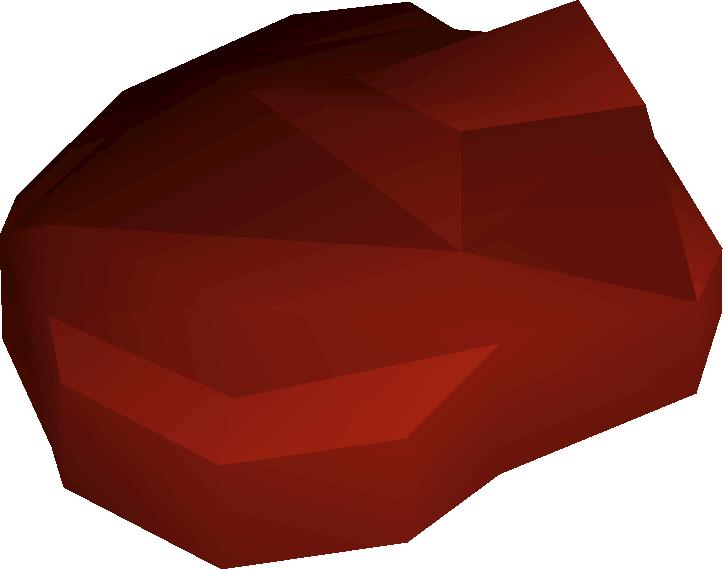 Dragon metal lump