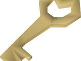 Prison key (Troll Stronghold)