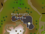 Black Knights' Fortress (location)