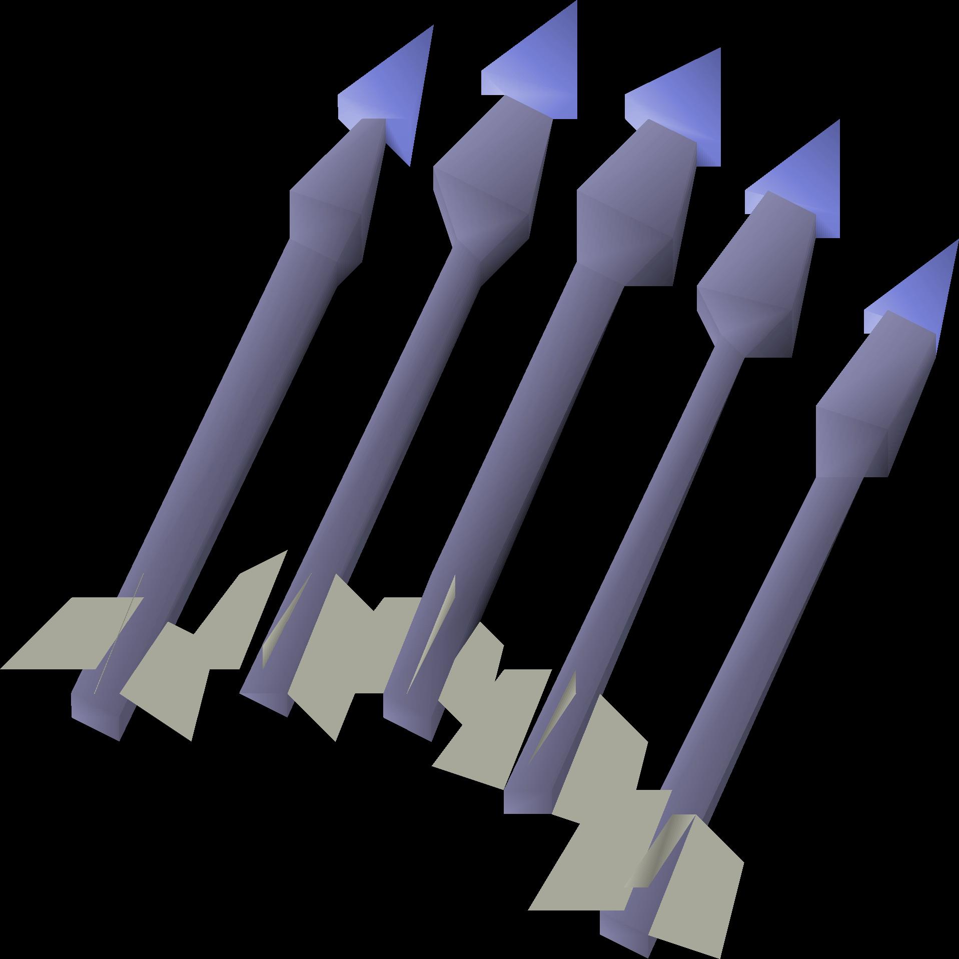 Sapphire bolts (e)