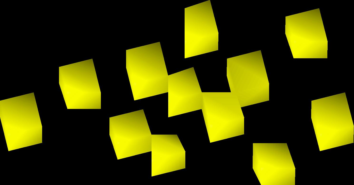 Lemon chunks
